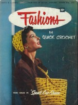Fashions in Quick Crochet - Crochet Pattern eBook | eBooks | Arts and Crafts
