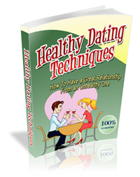Healthy Dating Techniques | eBooks | Romance