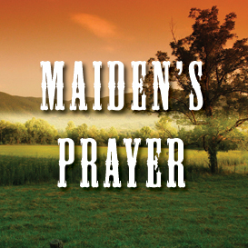 maiden's prayer full tempo backing track