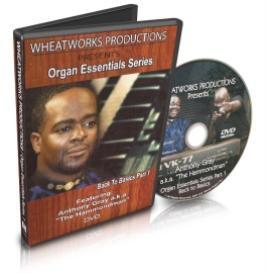 Organ Essentials - Back 2 Basics | Music | Gospel and Spiritual