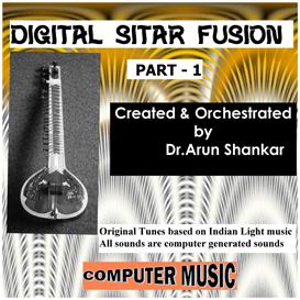 Digital Sitar Fusion | Music | New Age