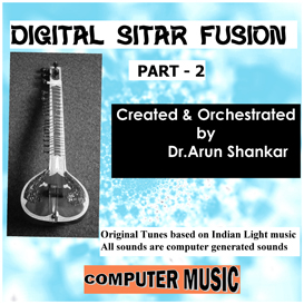 Digital Sitar Fusion Music | Music | New Age