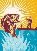 Bass Fishing 101 | eBooks | Sports