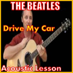 Learn to play Drive My Car by The Beatles | Movies and Videos | Educational