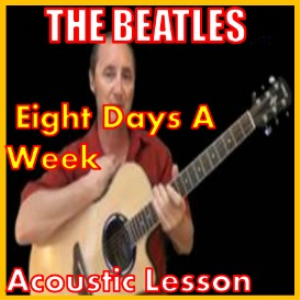 Learn to play Eight Days A Week by The Beatles | Movies and Videos | Educational