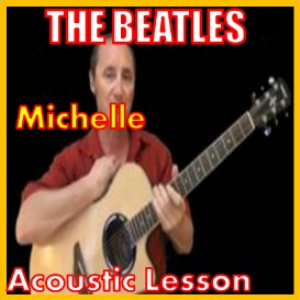 Learn to play Michelle by The Beatles | Movies and Videos | Educational
