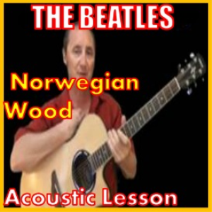 Learn to play Norwegian Wood by The Beatles | Movies and Videos | Educational