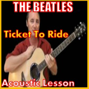 Learn to play Ticket To Ride by The Beatles | Movies and Videos | Educational