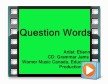 Question Words (Music video from CD: Grammar Jams 2) | Movies and Videos | Educational