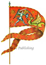 Historical Flag 5 pack - Genghis Khan, Knights, Dragons, Kings, Queens, Lions | Photos and Images | Fine Art