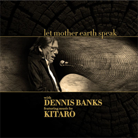 kitaro let mother earth speak with dennis banks 320kbps mp3 album