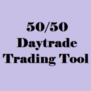 50/50 daytrade trading tool