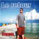 lyrics - le retour cd (french