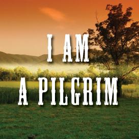 i am a pilgrim backing track