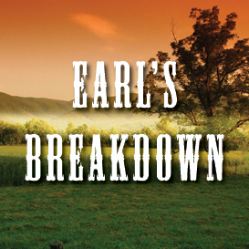 earl's breakdown multi tempo backing tracks