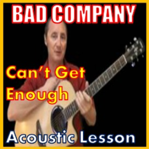 Learn to play Cant Get Enough by Bad Company | Software | Business | Other