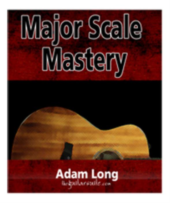 First Additional product image for - Major Scale Mastery