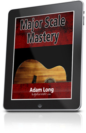 major scale mastery