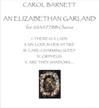 An Elizabethan Garland - Full Version (PDF) | Music | Classical