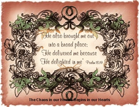 The Chaos in our Homes Begins in our Hearts | eBooks | Home and Garden
