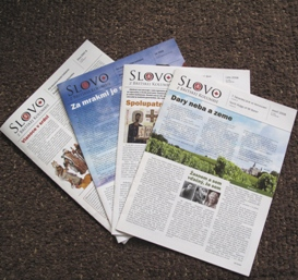 4x Slovo z Britskej Kolumbie No.01-04 | eBooks | Periodicals