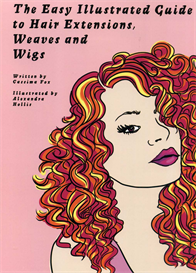 The Easy Illustrated Guide To Hair Extensions, Weaves & Wigs