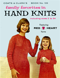 Family Favorites in Hand Knits - Adobe .pdf Format | eBooks | Arts and Crafts
