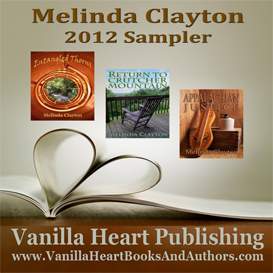 2012 Melinda Clayton Sampler