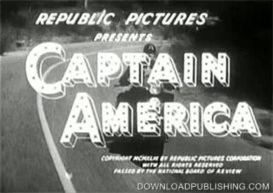 Captain America - Movie Serial 1944 Action Adventure Download .Mp4 | Movies and Videos | Action