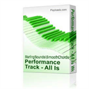 Performance Track - All Is Well - Troy Sneed | Music | Backing tracks