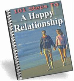 101 Steps To A Happy Relationship | eBooks | Self Help
