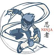 Japanese Ninja Original Character No.1 | Other Files | Clip Art