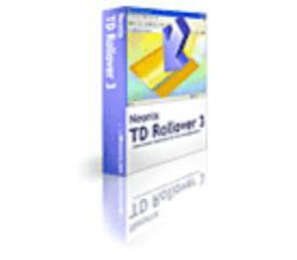 Neonix TD Rollover 3 - Dreamweaver Extension - Macintosh