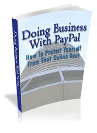 Doing Business With PayPal | eBooks | Business and Money