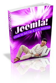 How To Set Up And Use Joomla | eBooks | Internet