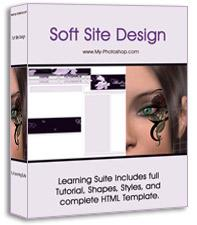 Soft Site Design Pack | Software | Training