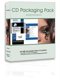 CD Packaging Pack | Software | Design Templates