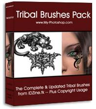 tribal brush collection