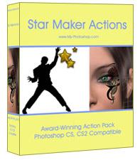 star-maker photoshop actions