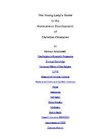 Guide to Christian Character | eBooks | Religion and Spirituality