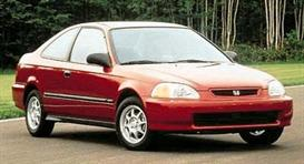 1997 Honda Civic Coupe MVMA Specifications | Other Files | Documents and Forms