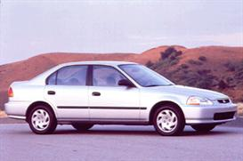 1997 Honda Civic Sedan MVMA Specifications | Other Files | Documents and Forms