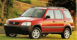 1997 Honda CR-V MVMA Specifications | Other Files | Documents and Forms