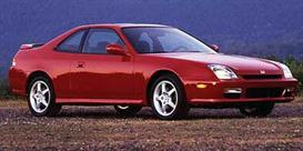 1997 Honda Prelude MVMA Specifications | Other Files | Documents and Forms
