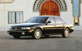 1997 Infiniti J30 MVMA Specifications | Other Files | Documents and Forms