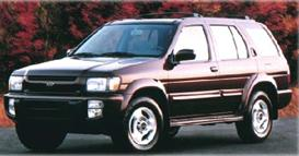 1997 Infiniti QX4 MVMA Specifications | Other Files | Documents and Forms