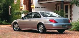 1998 acura 2.3cl mvma specifications