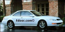 1998 Acura 3.0CL MVMA Specifications | Other Files | Documents and Forms