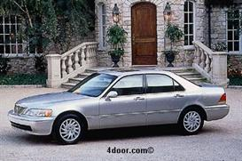 1998 Acura 3.5RL MVMA Specifications | Other Files | Documents and Forms