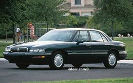 1998 Buick LeSabre MVMA Specifications | Other Files | Documents and Forms